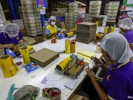 Malaysia's PMI Up At 53.9 In April, Strongest Expansion Since July 2012 — IHS Markit