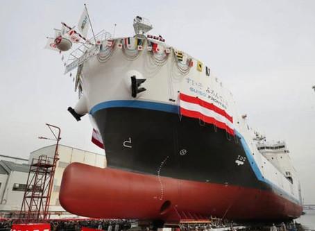 Japan Doubles Down on Massive Hydrogen Ship Plan