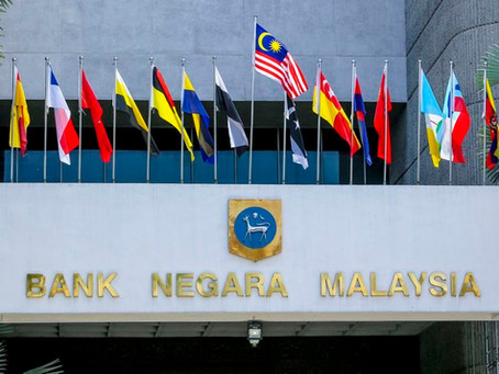 BNM Maintains OPR at 1.75% At Final Monetary Policy Meeting For 2020