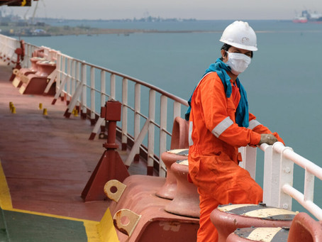 ICS Urges Govts To Prioritize Vaccination of Seafarers and Maritime Workers