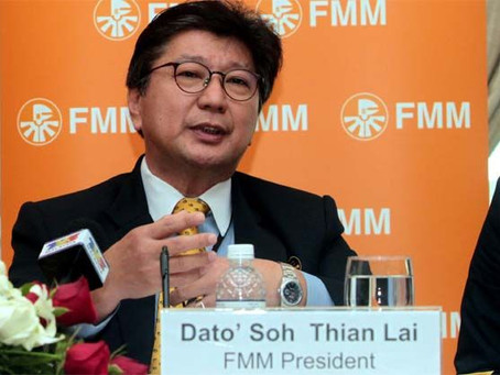 FMM Wants Total Suspension of Foreign Worker Levy Instead of 25% Cut