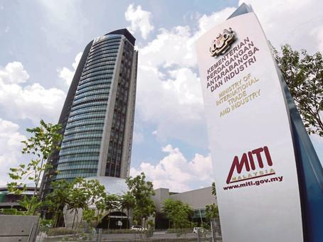 US-China Trade War Does Not Have Major Impact on Malaysia's Trade — MITI
