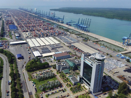 Seaport Segment Poised to Grow Further In 2021 As Global Trade Recovery Gains Momentum