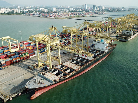 Penang Port Eyes 50,000 Teus Transhipment Throughput For 2021