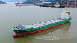 MTT Shipping's First Virtual Closing: The Delivery of MV MTT Samalaju