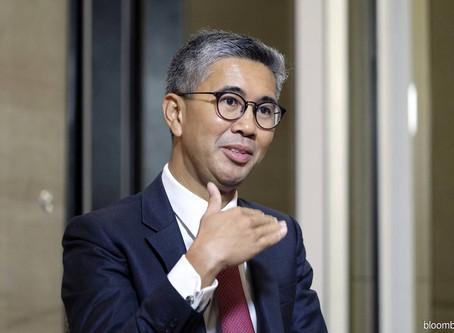 2020 GDP Projection Kept At -5.5% To -3.5% Despite Covid-19 Resurgence, Says Tengku Zafrul