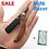 Thumbnail: Manual Redwood Handle Shaving Razor, High Quality, Professional