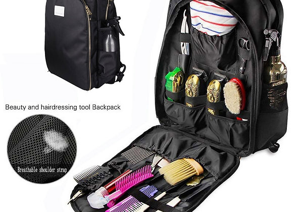 Barber Backpack for Barber and Salon Tools