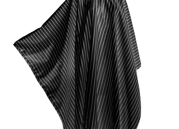DMI Vintage Barber Cape Black