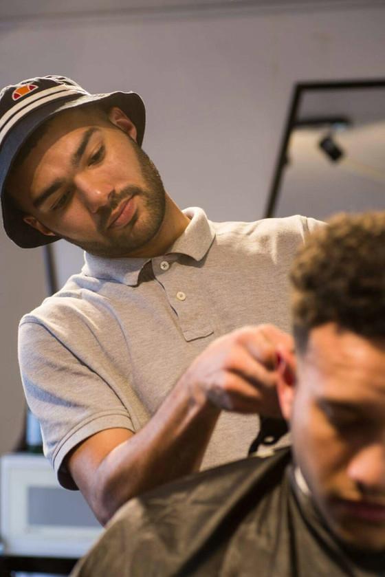 Modern Barbering