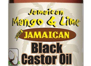 Mango and Lime Jamaican Black Castor Oil: Coconut