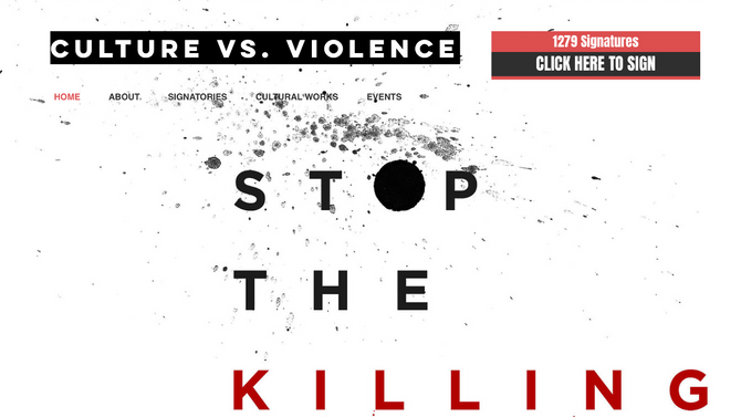 Project Showcase: Culture vs. Violence