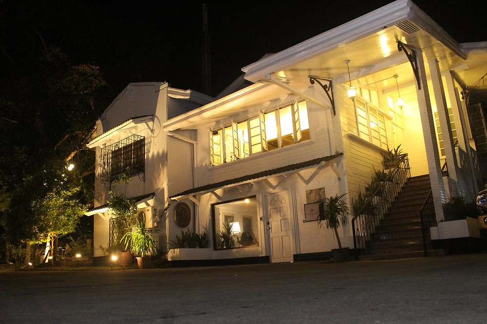 Photo from The White Hotel's Booking.com Page