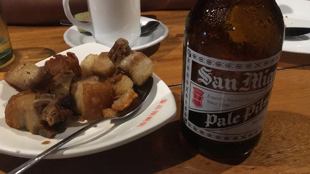Bagnet and Beer because DESERVE