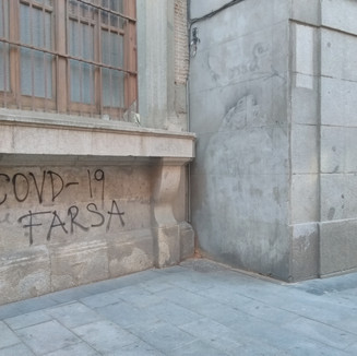 Madrid: Going out, need or rebellion?