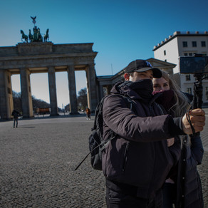 Berlin: A thin line