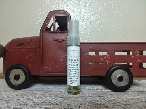 Coconut Lime Verbena Air Freshener Spray