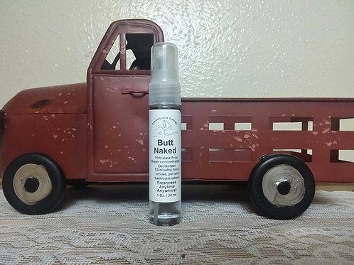 Butt Naked Air Freshener Spray