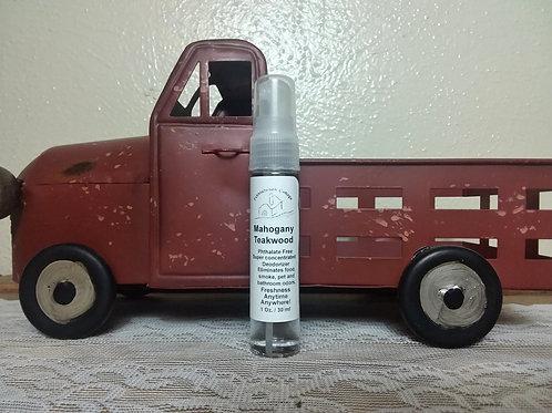 Mahogany Teakwood Air Freshener Spray