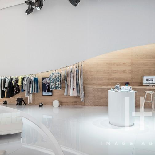 Gaiofatto al Dubai Design District per l'apertura dello Store di NJAL