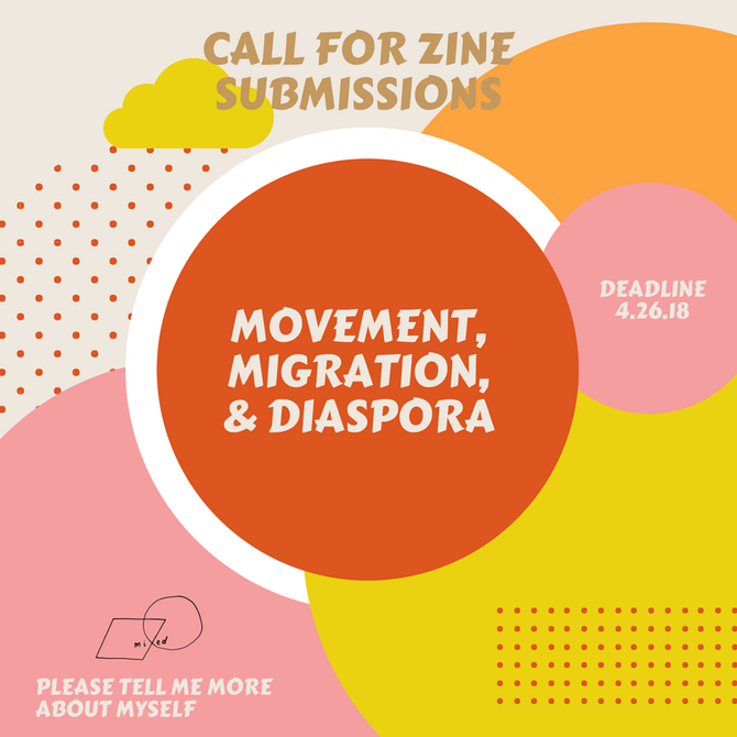 Call for Submissions: Movement, Migration, & Diaspora