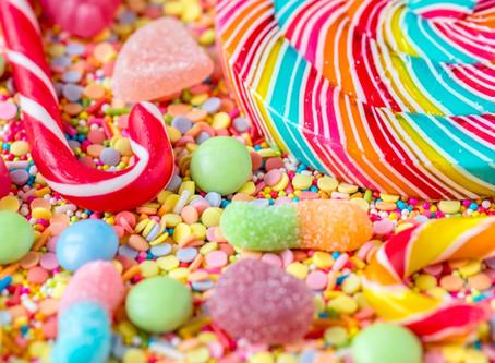 Lördagsgodis: Шведски бонбони всяка събота