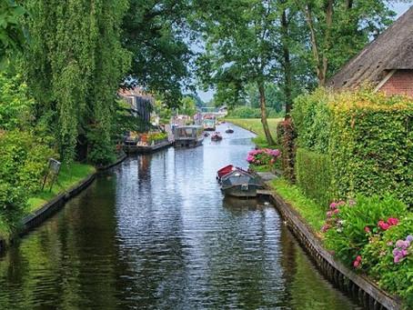 Малката Венеция на Холандия