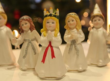 Luciafirande: Шведският празник на светлината