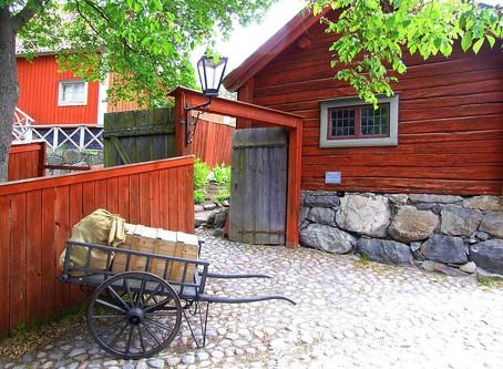 Skansen: Шведски бит, лосове и кифлички