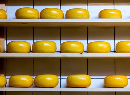 Долината на сиренето: Гауда, Холандия