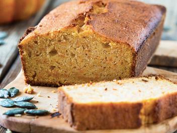 RECIPE: Pumpkin Bread