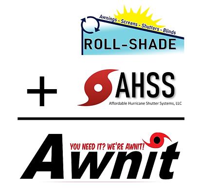 Rollshade, Awnit, Affordable Hurricane Shutter Systems