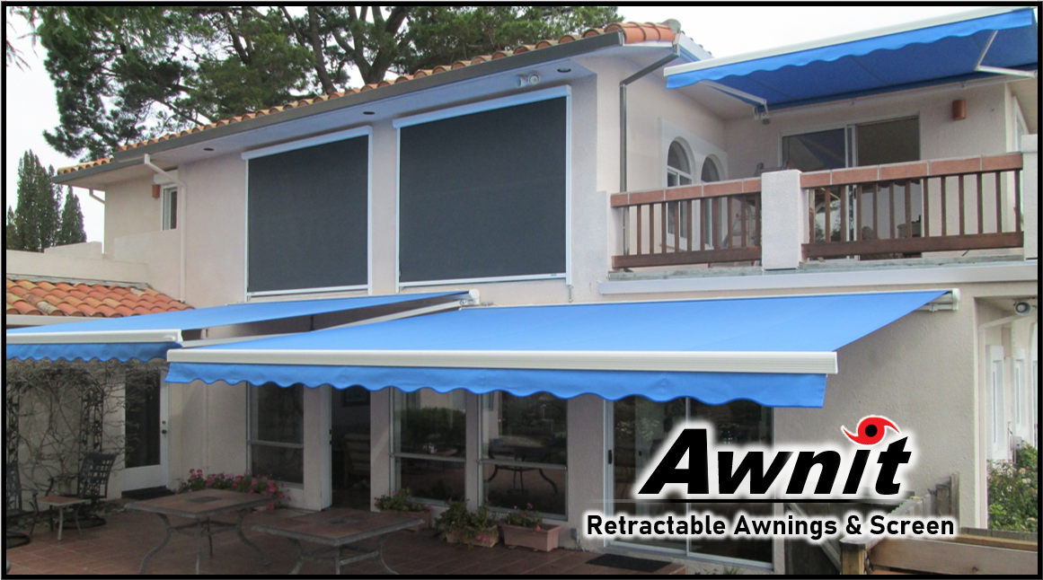 Retractable Awnings & Screen