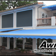 Retractables Awnings & Screens