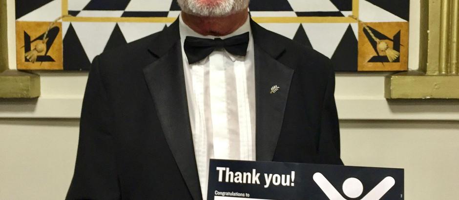 A Big Thank You!