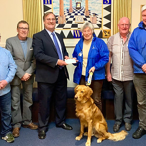Guide Dogs & Social Events