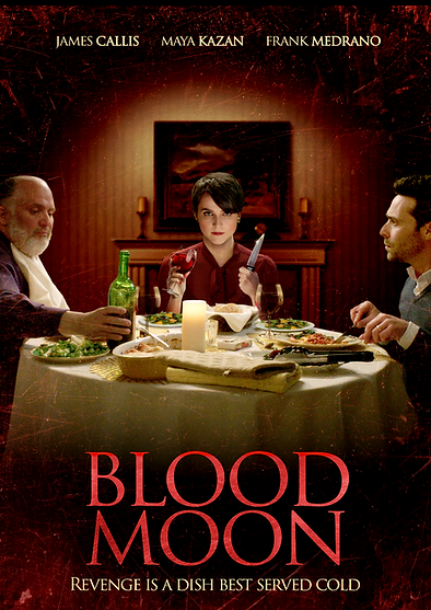 Blood Moon Poster Directed By Kenneth Kokin