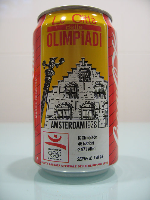 Coca-Cola - Le Città delle Olimpiadi