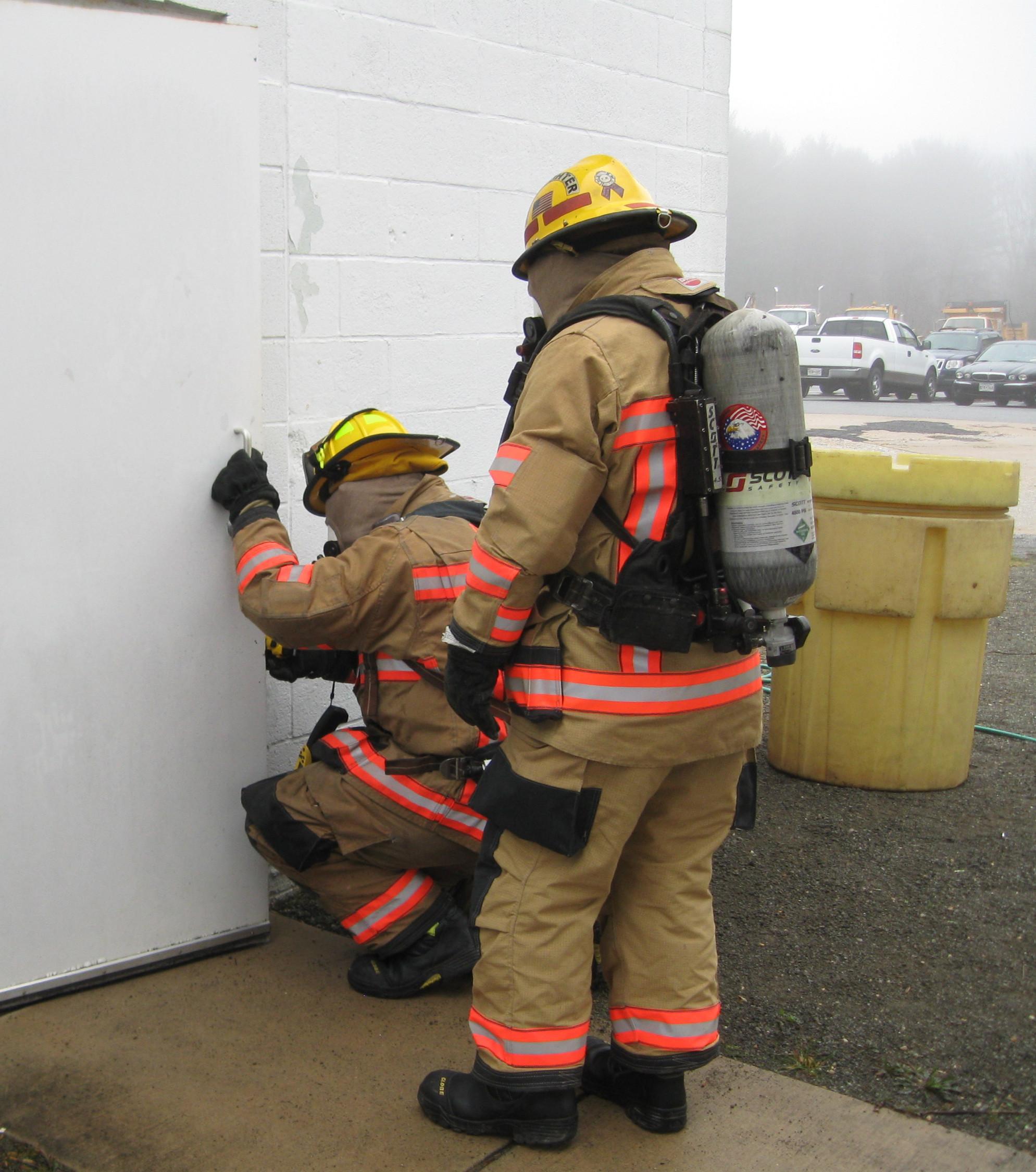 Metering for First Responders