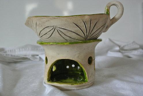 Salbenofen Hellgrün