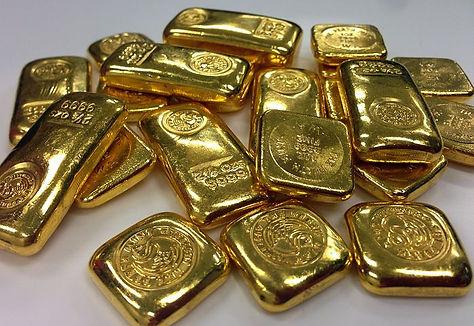 קניית מטילי זהב