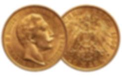 מטבעות זהב בוליון גרמניים