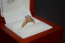 מכירת טבעת אירוסין ישנה