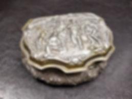 מכירת כלי כסף עתיקים