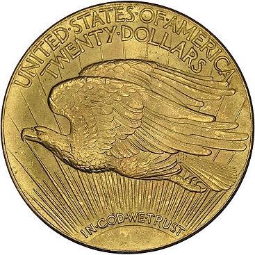 מטבע זהב נשר אמריקאי