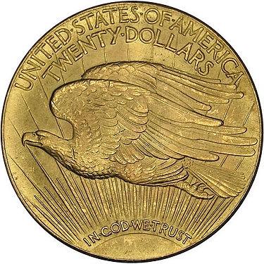 מטבע זהב בוליון נשר אמריקאי