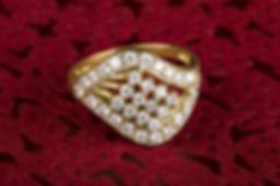 מכירת טבעות יהלומים