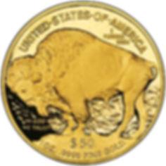 מטבע זהב בפאלו