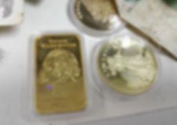 מכירת אונקיית זהב