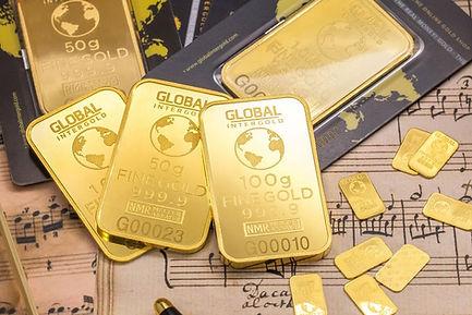 מכירת אונקיות זהב